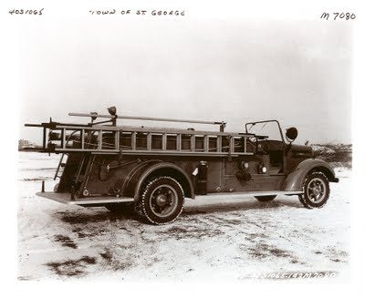 St. George Fire and Ambulance Association Engine 1