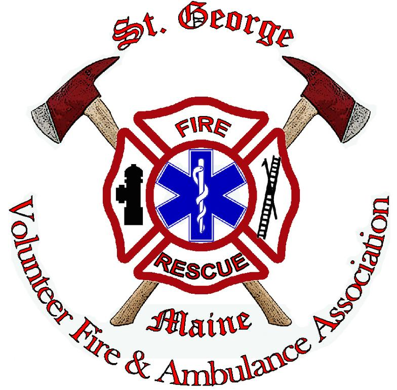 St. George Firemen's Association Logo